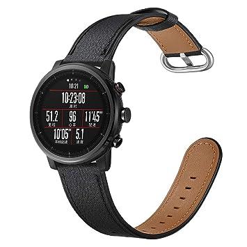 para Amazfit Stratos Smartwatch Diadia Correa de Reloj de ...