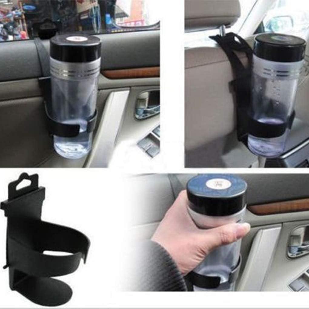 QianHai Soporte Universal de Automoci/ón Botella de Bebida Organizador autom/ático del Coche del veh/ículo Taza de Agua del sostenedor del Soporte POCNQYL