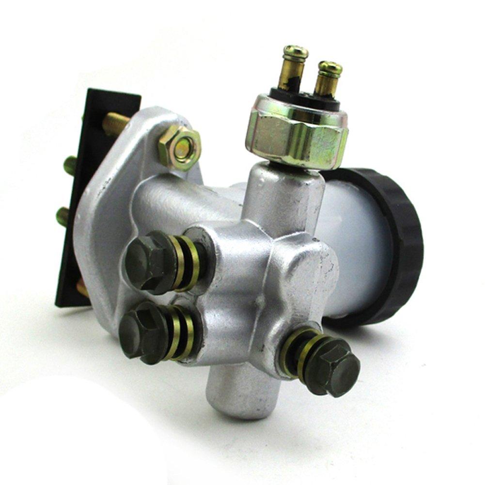 Stoneder freno idraulico cilindro per martello Part # 6.000.076//90/cc 110/cc 125/cc 150/cc 200/CC 250/cc Kandi Bms Roketa Kinroad Kazuma Jcl SUNL Go Kart e Dune Buggy