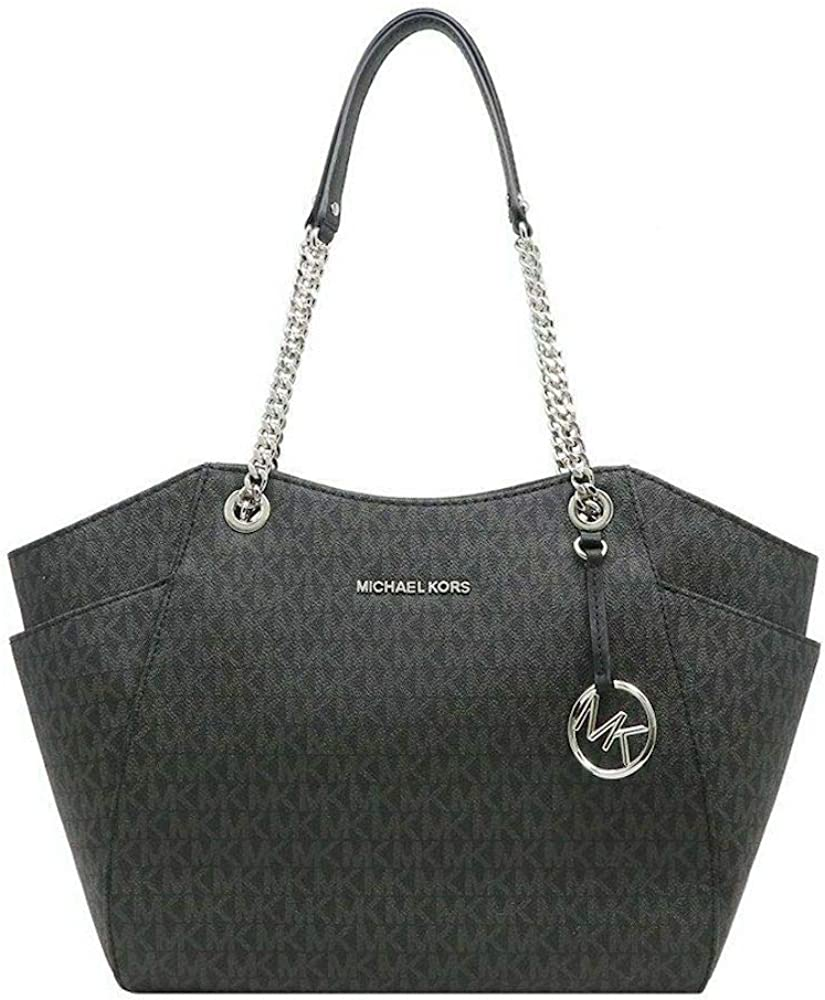Michael Kors Women's Jet Set Travel - Large Chain Shoulder Tote