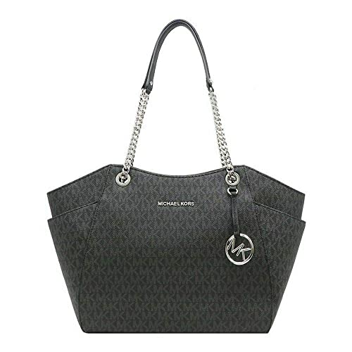 Michael Kors Jet Set Travel Large Chain Shoulder Tote