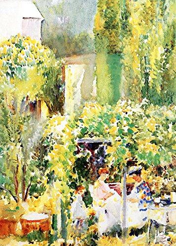 Annie G. Sykes Garden Tea Party Private Collection 30