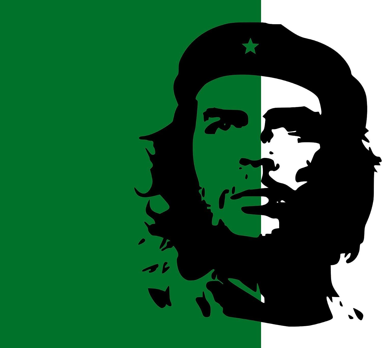 Michael Rene Pflüger Barmstedt Aufkleber Fahne Che Guevara Algerien Flaggen Sticker Autoaufkleber Auto