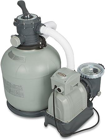 Cartridge Filter Pump Set Above Ground Pools 2500 GPH 110-120V High 18ft USA New