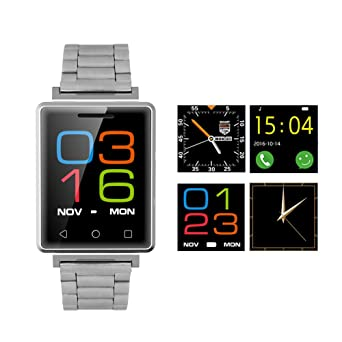 Smartwatch Demiawaking Reloj Inteligente NO.1 G7 Bluetooth 4.0 G/M ...