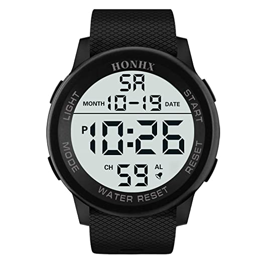 Nuevo Relojes para Hombre, Hombres De Lujo Analógico Digital Militar Deporte led Impermeable Reloj De Pulsera Inteligentes Relojes de Pulsera Marcas ...