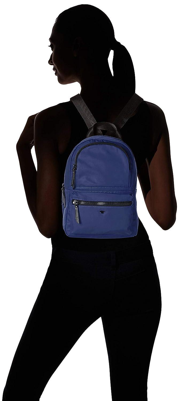 TOM TAILOR dam Harper ryggsäck handväska, en storlek Blå/blå