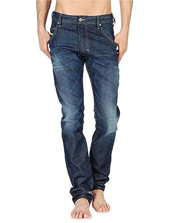 Amazon.com: Diesel jeans De Los Hombres Viker Modelo Pierna ...