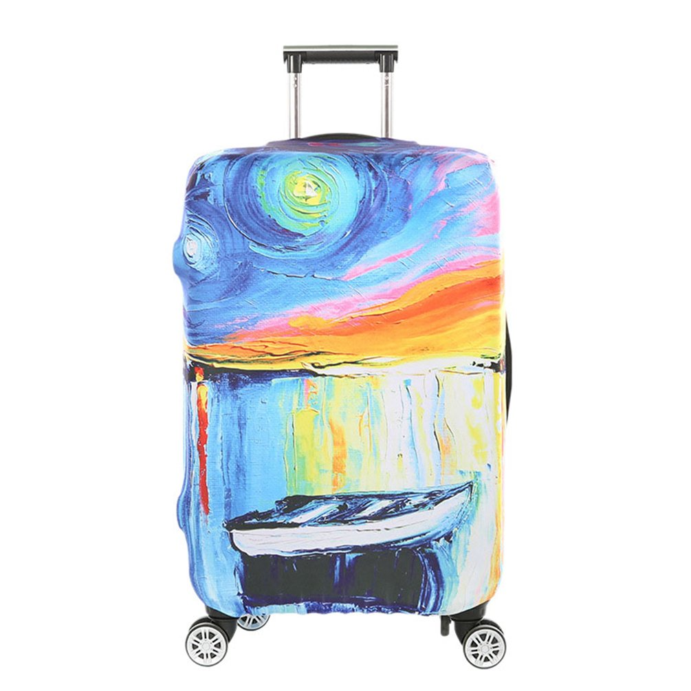 YiJee Imperméable Housses de Bagage valise Couverture Protection Bagage Anti-rayures
