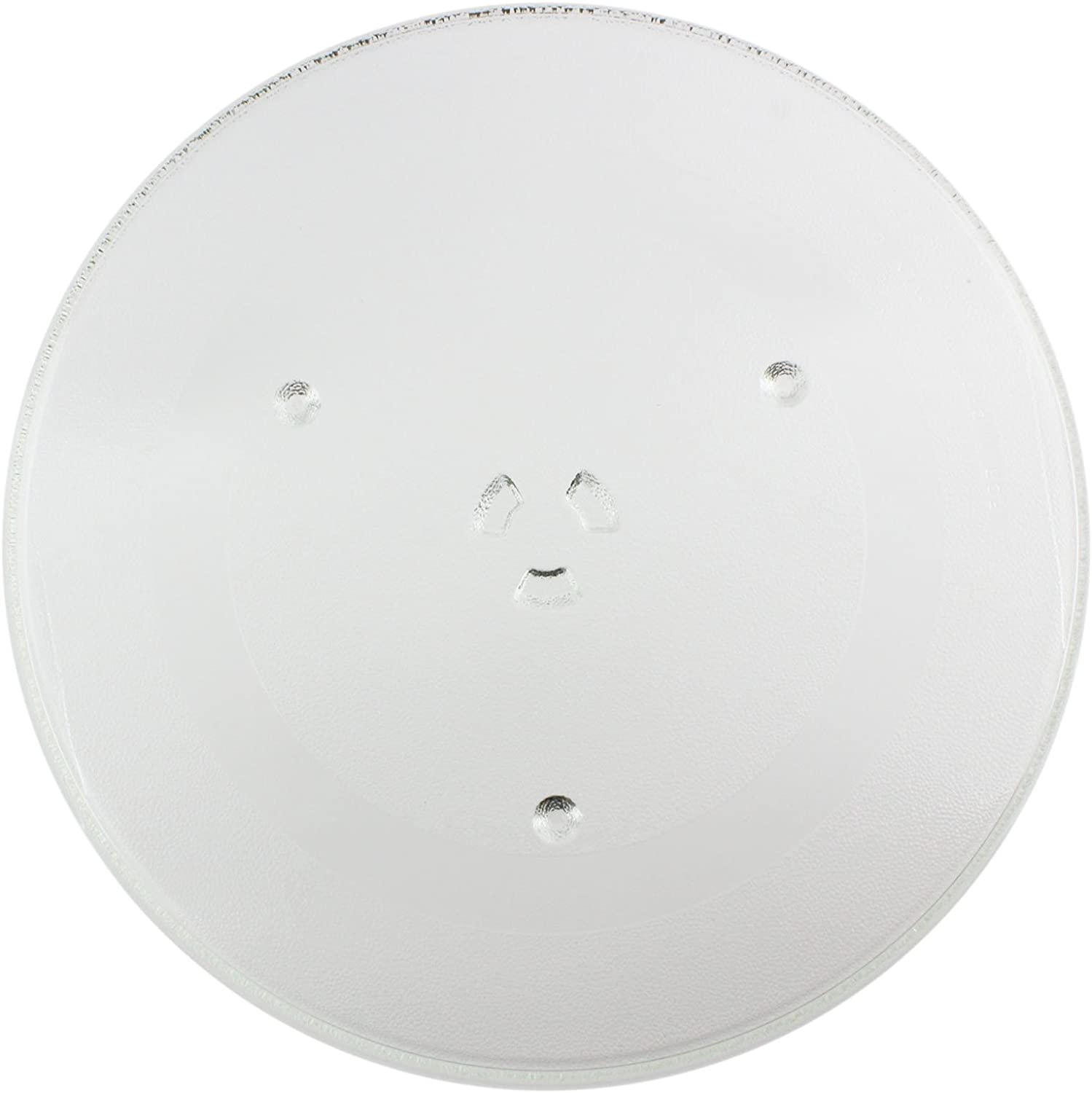 Genuine Samsung M1736N ME732K-S Microwave Turntable Glass Plate (255mm / 10) by Samsung