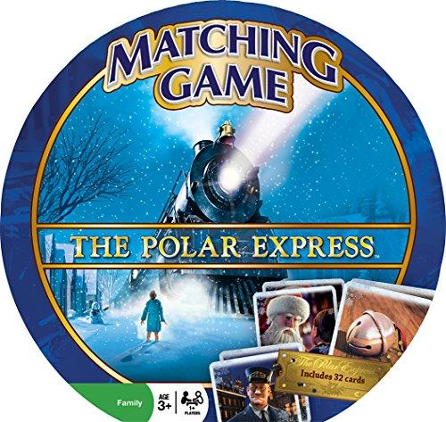 MasterPieces Polar Express Matching Game Cards