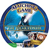 MasterPieces Polar Express Matching Game Cards