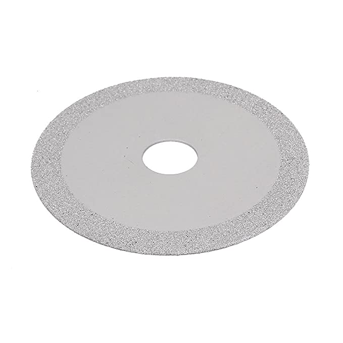 Flyshop 6 Diamond Coated Grinding Grind Disc Wheel 600 Grit for Marble Granite Stone