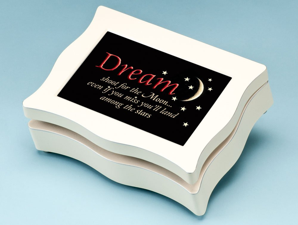 ー品販売  Dream Digital Digital Music Box/ Jewellery Box Box Plays Love Can You Feel The Love B005UPQWXE, アルファ:af15d1d9 --- arianechie.dominiotemporario.com