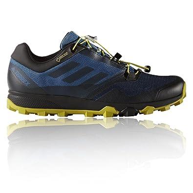 adidas Herren Terrex Trailmaker GTX Wanderschuhe, Blau  (Azubas/Negbas/Limuni),