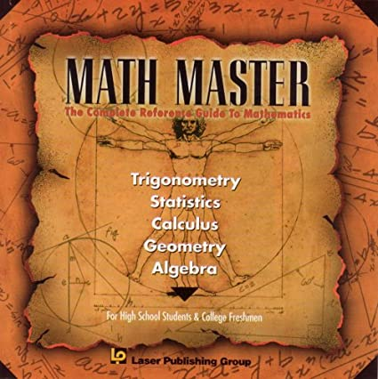 Amazon.com: MATH MASTER; The complete Reference Guide to ...