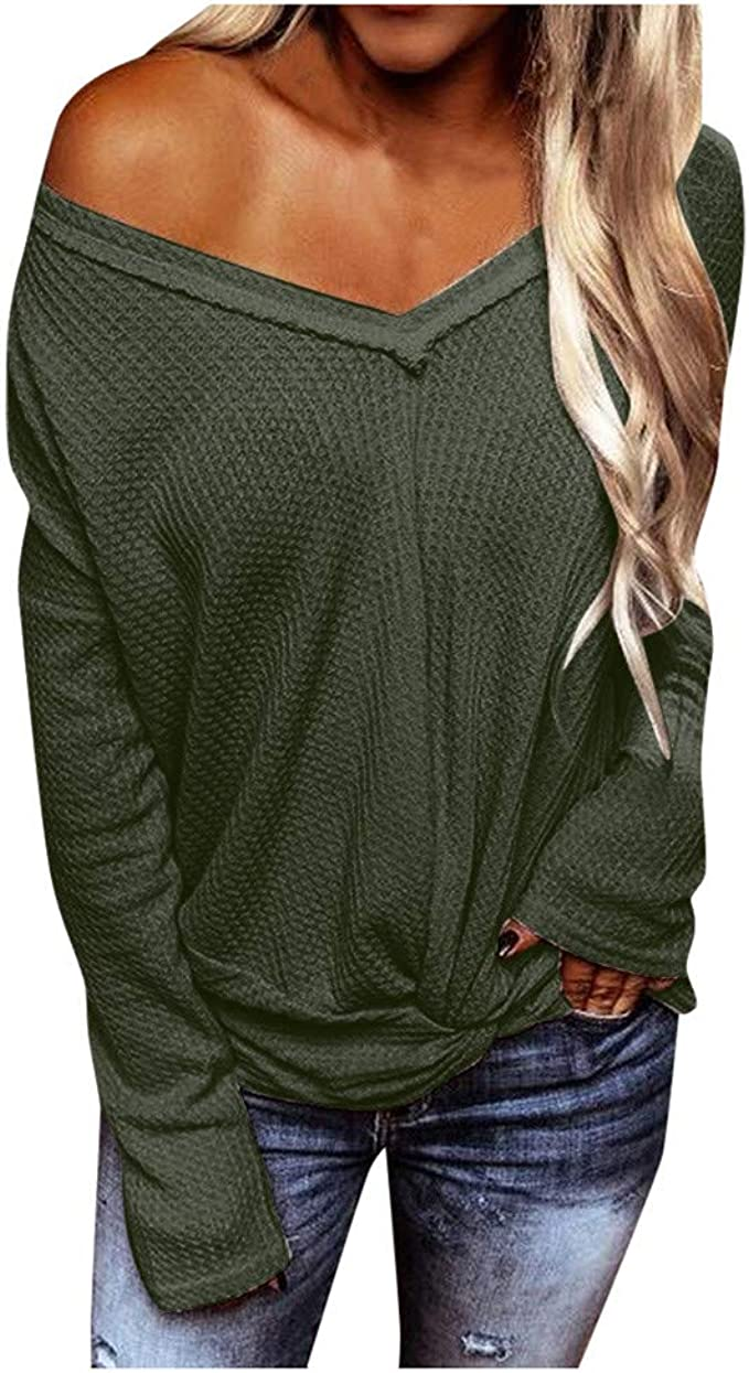 Get The Led Out Slouchy Off Shoulder Oversized Sweatshirt