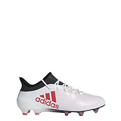 22a76f1c530 Image Unavailable. Image not available for. Color  adidas X 17.1 Men s Firm  Ground Soccer Cleats ...