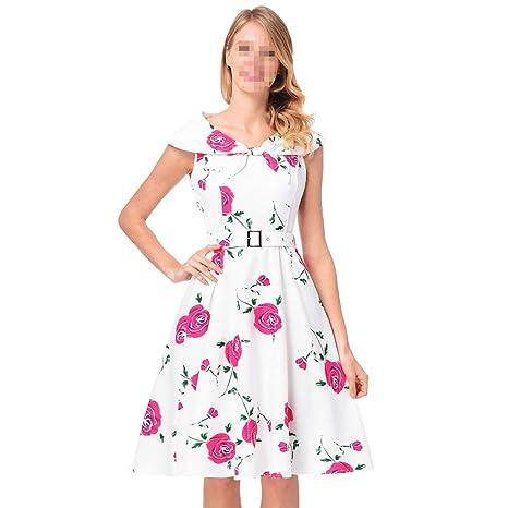 Vestidos estampados para mujer
