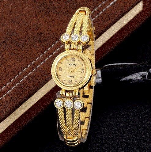 18k-gold-plated-women-bracelet-watch-quartz-wristwatch