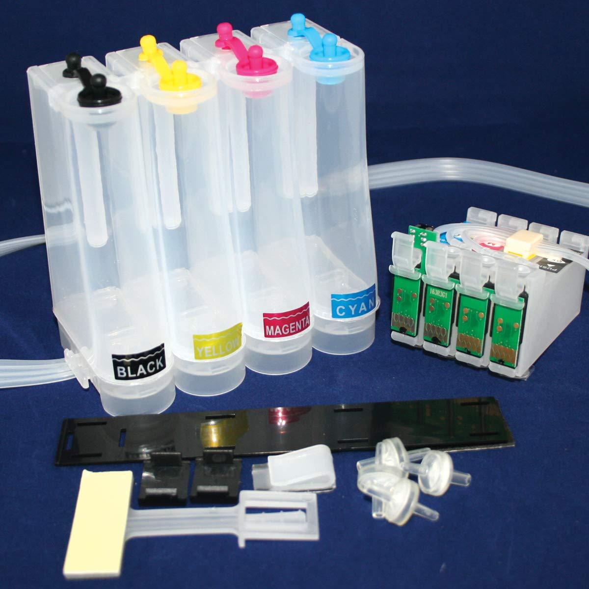 CISS Sistema de Tinta Continua vacía para impresoras Epson ...