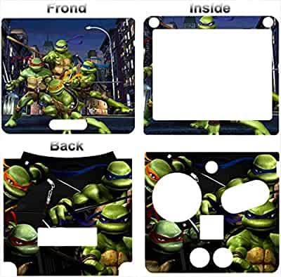 Amazon.com: TMNT Teenage Mutant Ninja Turtles Skin Sticker ...
