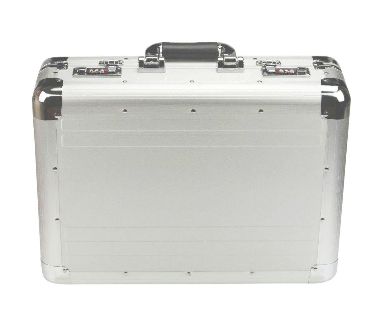 Alumaxx 45114 Mallette range-serviette Taurus 45, 3 x 33, 5 x 15 cm (Aluminium) (Import Allemagne) Taurus 45114