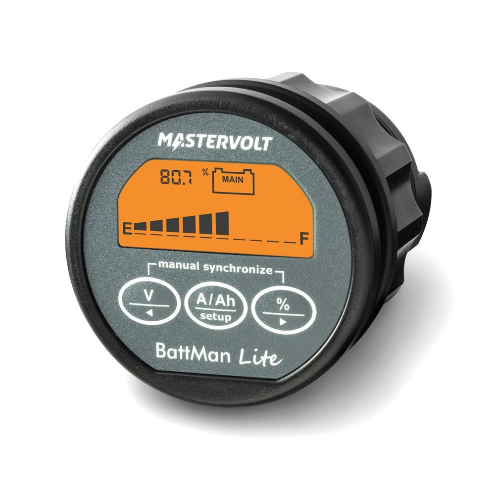 Master V battman Lite batería supervisión Wächter indicador de batería