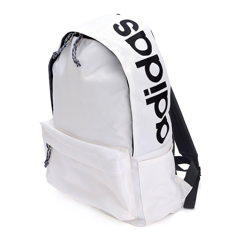 [アディダス] adidas リュック 19L 59253 B01GRUSE1I  2.ホワイト