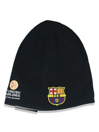 Gorro lana FC Barcelona Original New Era modelo Reversible: Amazon.es: Ropa y accesorios
