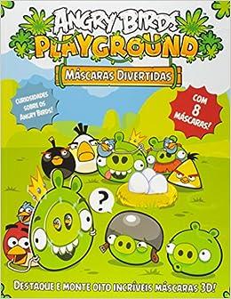 Mascaras Divertidas (Em Portuguese do Brasil): Vários Autores: 9788541005081: Amazon.com: Books