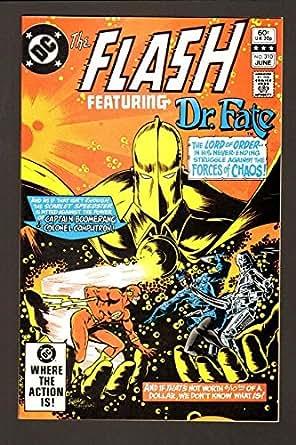 Amazon Com Flash 310 9 4 Near Mint 1982 Dc Infantino