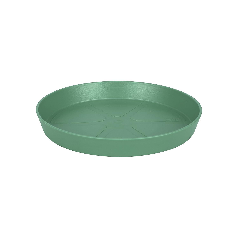 elho loft urban saucer round 17 saucer - jade green 9202432555500