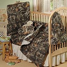 Realtree Max-4 Crib Comforter