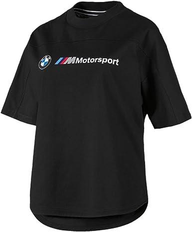 Puma T-Shirt Femme BMW Logo: Amazon.es: Deportes y aire libre