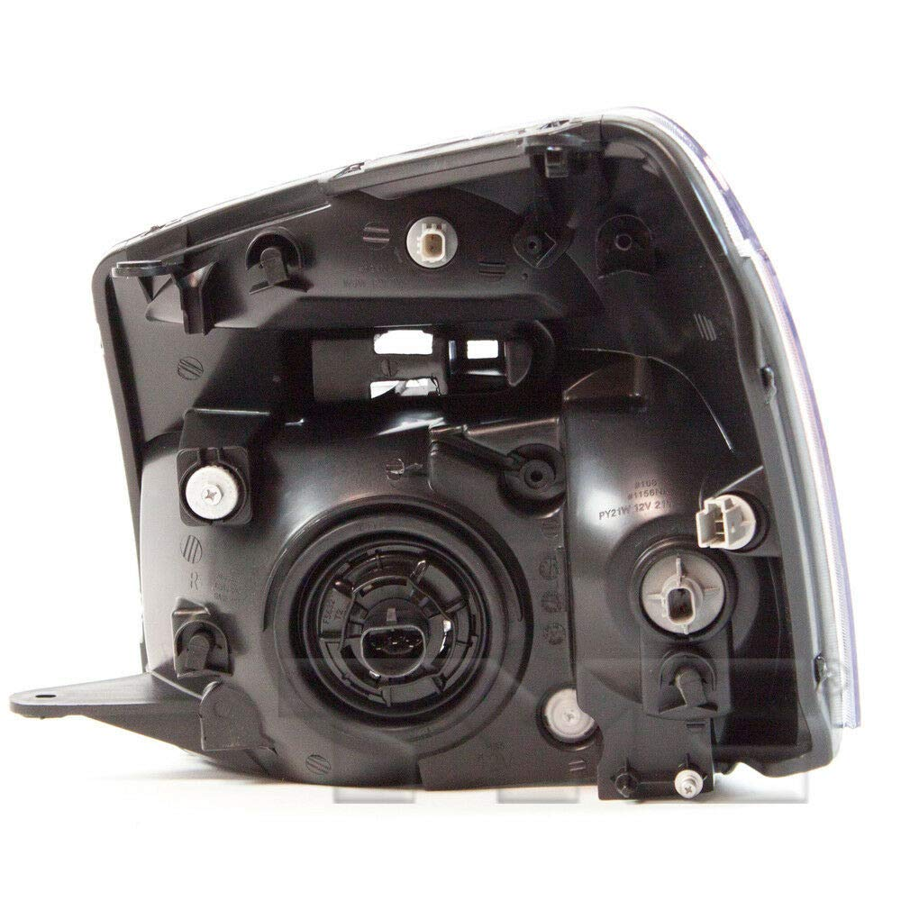 TYC 20-6585-00-9 Chevrolet Equinox CAPA Certified Replacement Right Head Lamp