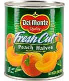 Del Monte Peach Halves in Syrup, 825g