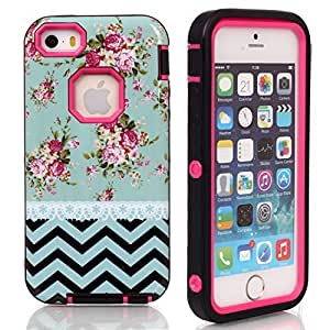 Retro Vogue with Quotes For Iphone 5/5S Case Cover Simple Cute Love For Iphone 5/5S Case Cover Skin for Girls