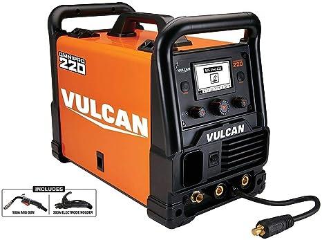 Vulcan OmniPro220 Multi-Process Welder