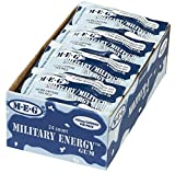 Military Energy Gum (MEG) is a clinically proven solution to effectively boost your energy for enhanced physical activity and cognitive performance. Military Energy Gum is a quick way to energize your performance in sports and in everyday life. Each ...