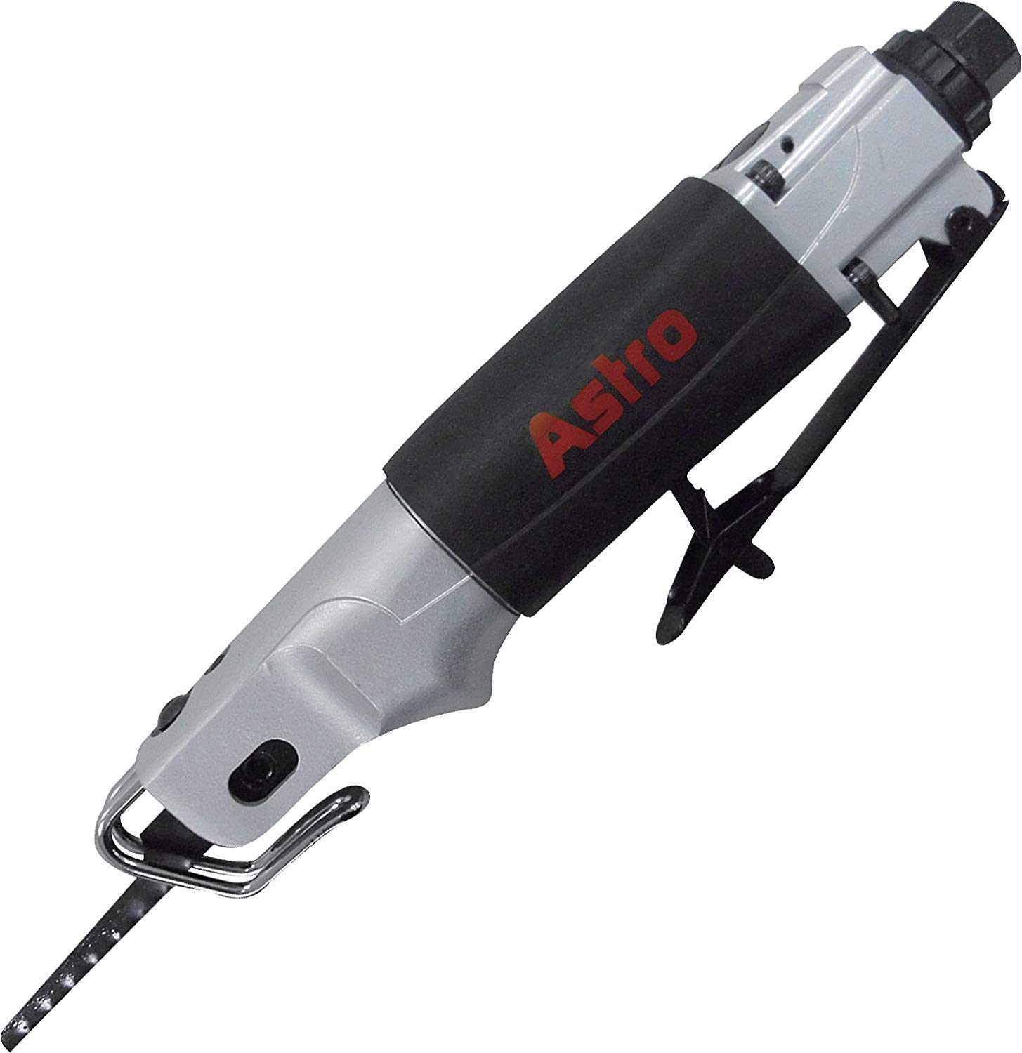 Astro Pneumatic Tool 930 Air Body Saber Saw with 5pc 24 Teeth per Inch Saw Blades by Astro Pneumatic Tool