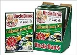 Uncle Dan's California Country Dill Dressing, Dip, & Seasoning Mix – 12 Pack Case Review