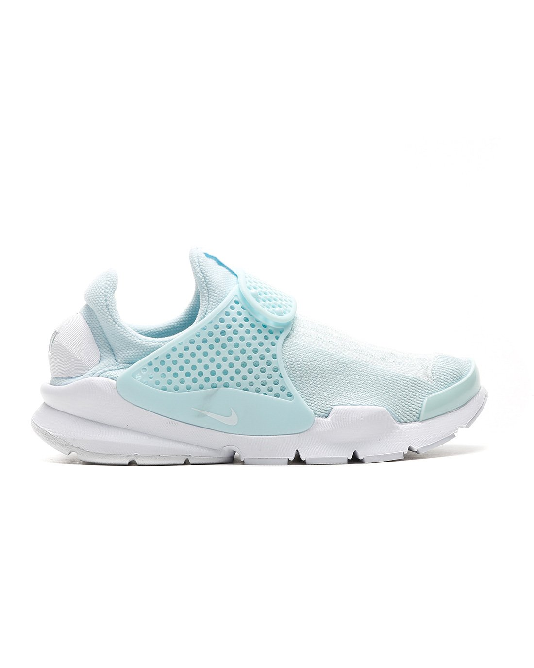 separation shoes f02ce ae410 Galleon - Nike Womens Sock Dart Glacier Blue White Running Shoe 10 Women US