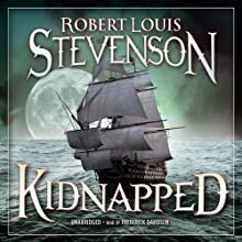 Kidnapped  Audiobook by Robert Louis Stevenson Narrated by Frederick Davidson