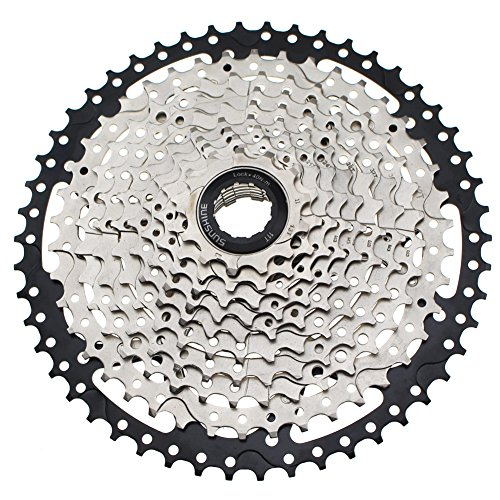 - CYSKY 11 Speed Cassette 11-50 MTB Cassette 11 Speed Fit for Mountain Bike, Road Bicycle, MTB, BMX, SRAM Shimano Sunrace 11 Speed Freehub Body (Light Weight)