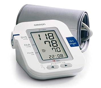 Omron M6 Comfort 2012 - Tensiómetro digital