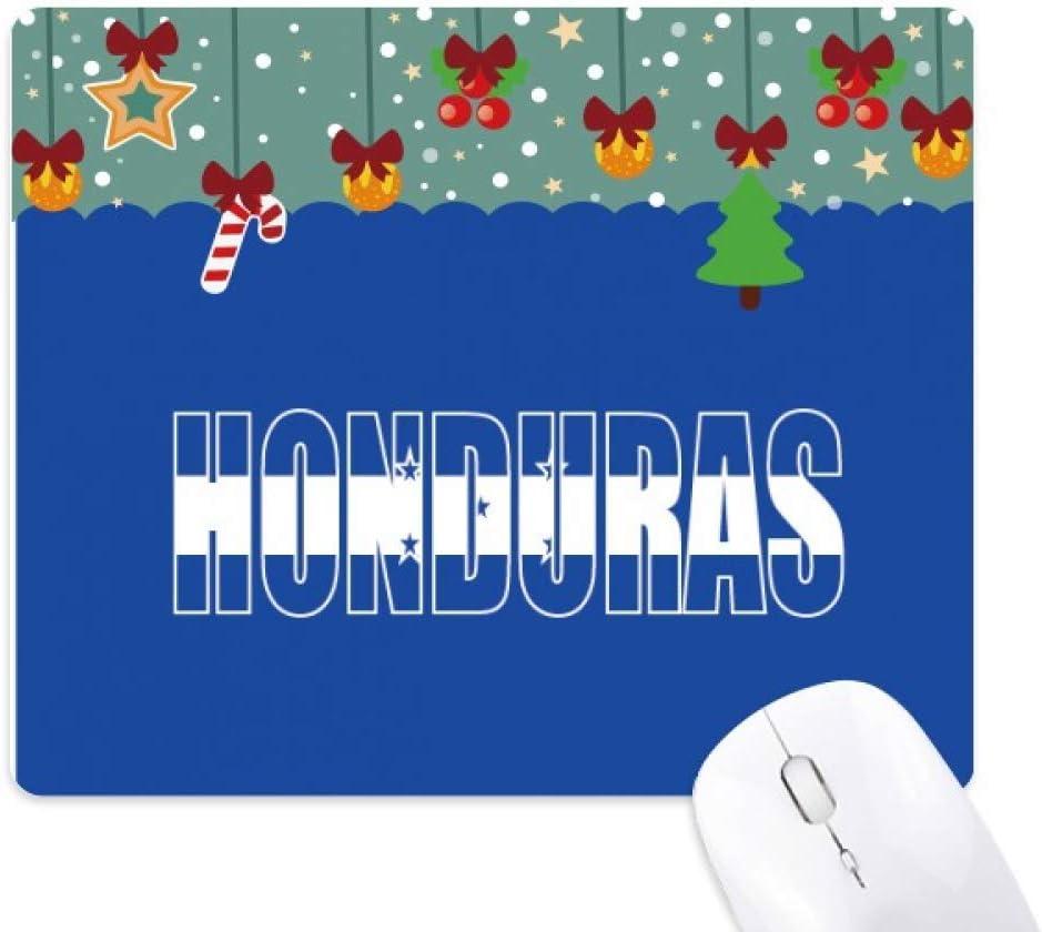 Alfombrilla de ratón con diseño de Bandera de Honduras, Ideal para ...