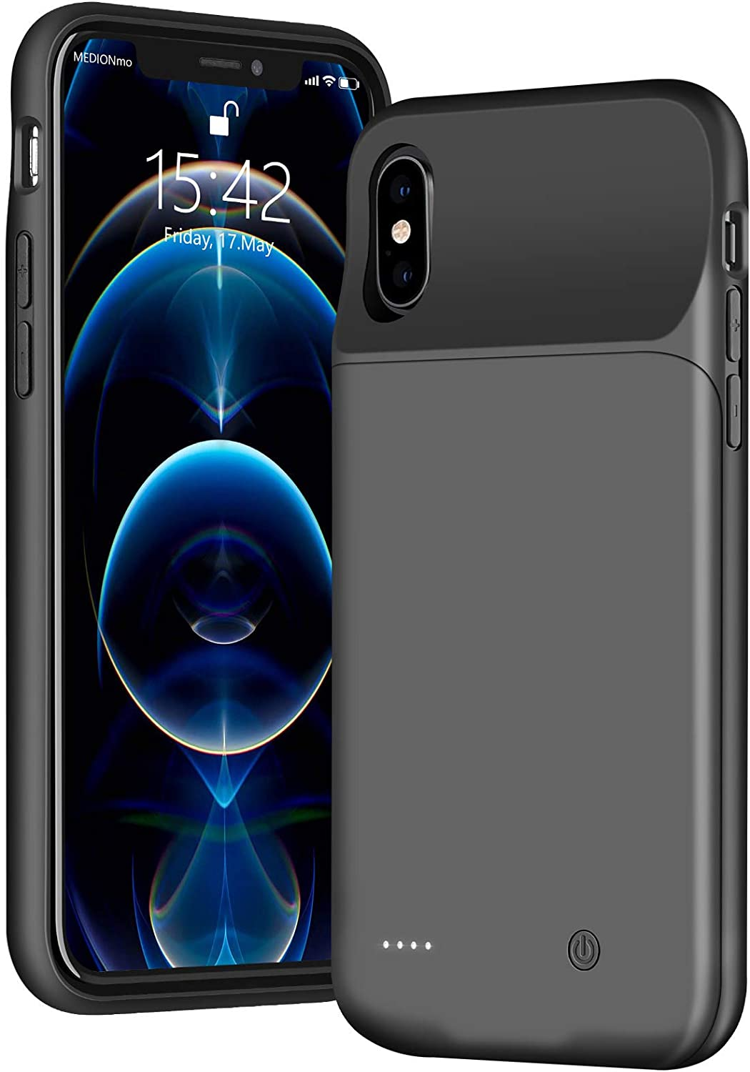 Specell Battery case for iPhone X/XS/10, 3200mAh Slim Portable Charger Case Protective Rechargeable Battery Pack Charging Case for iPhone X/XS/10(5.8 inch)