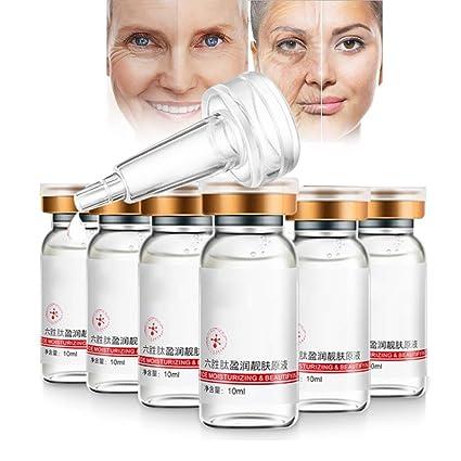 Hialurónico de suero antienvejecimiento La mejor esencia de crema agria antiedad para la piel, la