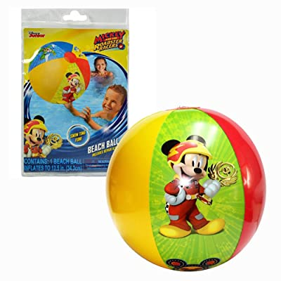 Disney Studios Mickey Mouse Beach Ball: Toys & Games